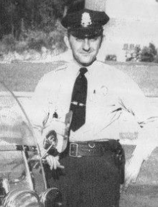 Patrolman Farris J. Resha | Winsted Police Department, Connecticut