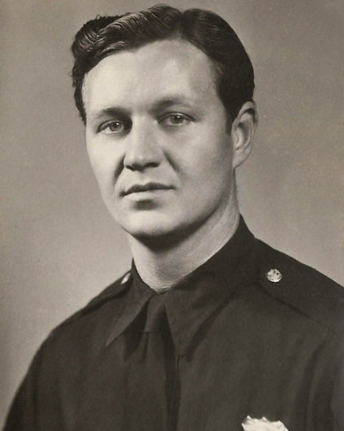 Patrolman Andrew James Reynolds | New York City Police Department, New York