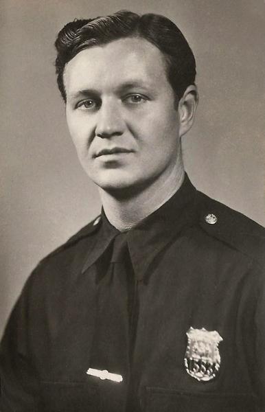 Patrolman Andrew James Reynolds | New York City Police Department, New York