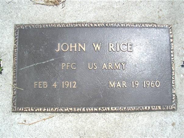Marshal John Welton Rice | Forks Police Department, Washington