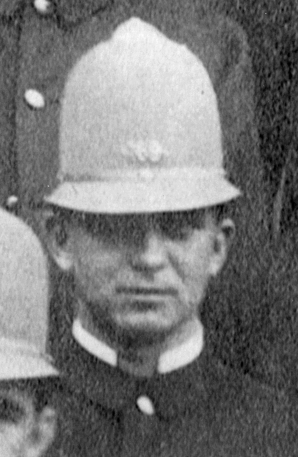 Patrolman Thomas J. Riley | Cambridge Police Department, Massachusetts