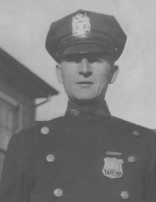 Patrolman John Ringhauser | New York City Police Department, New York
