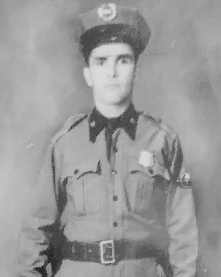 Policeman Luis Rivera-Cardona | Puerto Rico Police Department, Puerto Rico