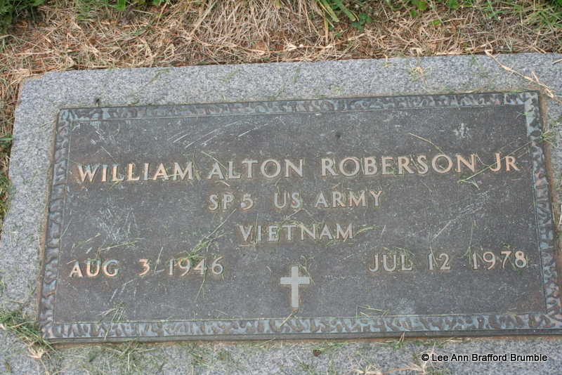 Patrolman William Alton Roberson, Jr. | Graham Police Department, North Carolina