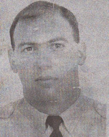 Patrolman Otto Michael Roberto   Irvington Police Department, New Jersey