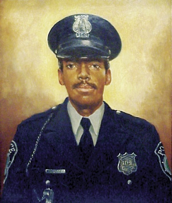 Patrolman Dennis Jerome Roberts | Newport News Police Department, Virginia