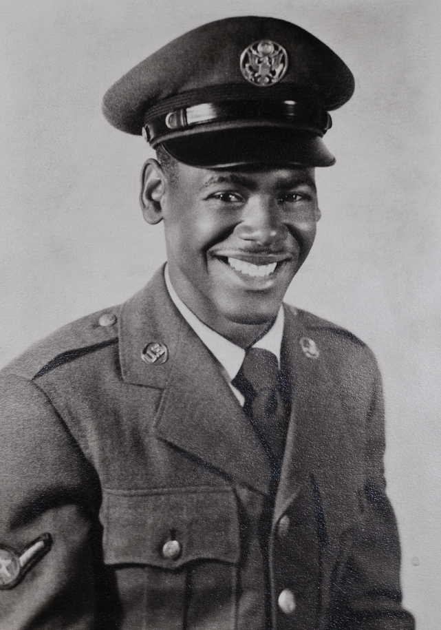 Technical Sergeant Isiah Roberts   United States Air Force Security Forces, U.S. Government