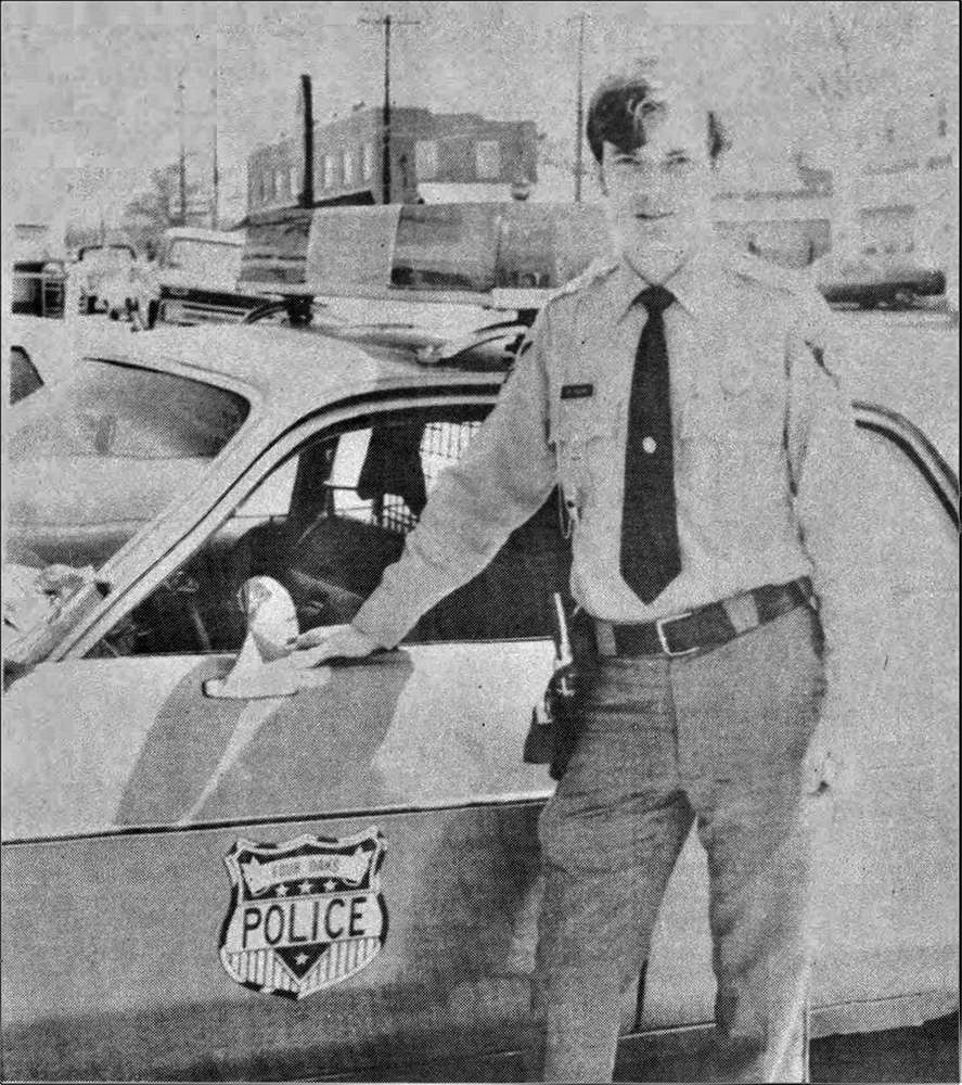 Patrolman Dennis Wilbert Allen | Four Oaks Police Department, North Carolina