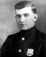 Patrolman Hubert Thomas Allen | New York City Police Department, New York