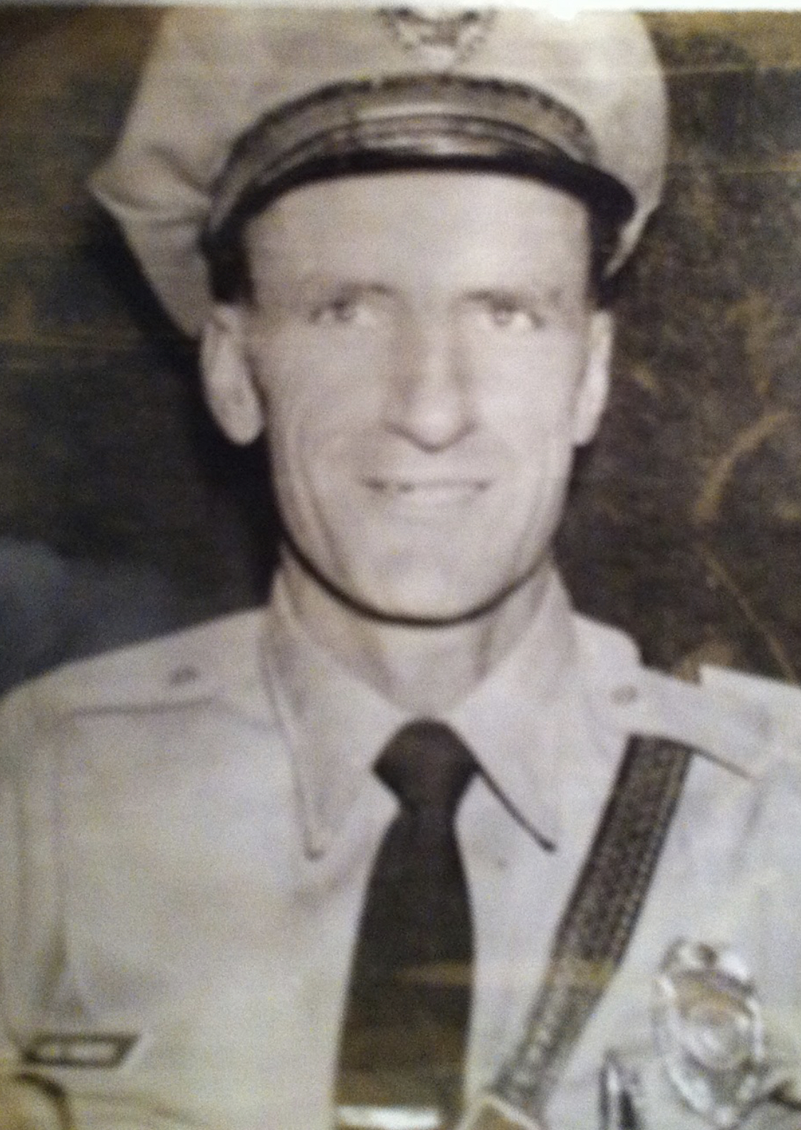 Patrolman Alvin Minor Rogers   Kermit Police Department, Texas