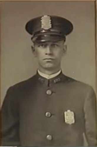 Police Officer Carl Rolf   Springfield Police Department, Massachusetts