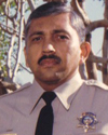Sergeant Richard Grijalva Romero | Imperial County Sheriff's Office, California