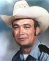 Chief of Police Wendell Ray Rowan   Wright City Police Department, Oklahoma