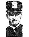Park Policeman William J. Allison | South Park District Police Department, Illinois