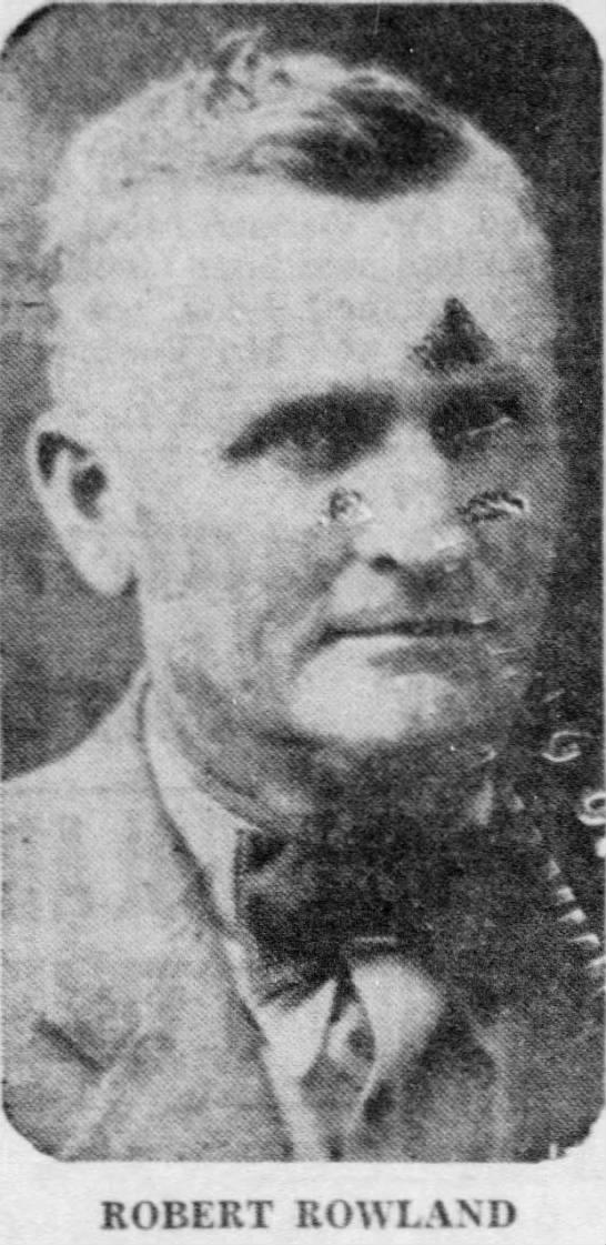Patrolman Robert Rowland | Kentucky Highway Patrol, Kentucky