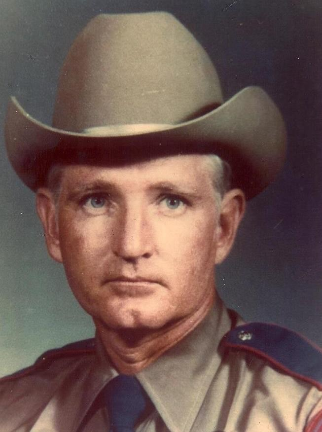 Trooper David Irvine Rucker | Texas Department of Public Safety - Texas Highway Patrol, Texas