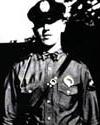 Patrolman George J. Sallade | Pittsburgh Bureau of Police, Pennsylvania