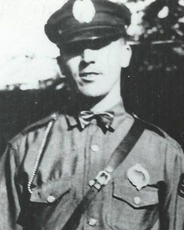 Patrolman George J. Sallade | Pittsburgh Bureau of Police, Pennsylvania