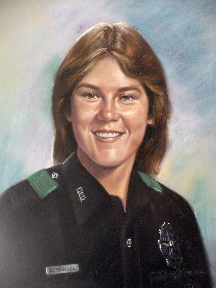 Officer Lisa Louise Sandel | Dallas Police Department, Texas