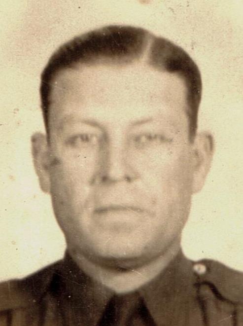 Policeman Orley O. Sanner   Los Angeles Police Department, California