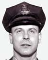 Patrolman James Francis Sansbury | Louisville Police Department, Kentucky