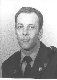 Trooper First Class John Edward Sawa | Maryland State Police, Maryland