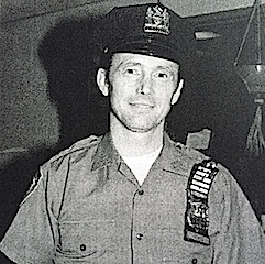 Police Officer George Scheu | New York City Police Department, New York