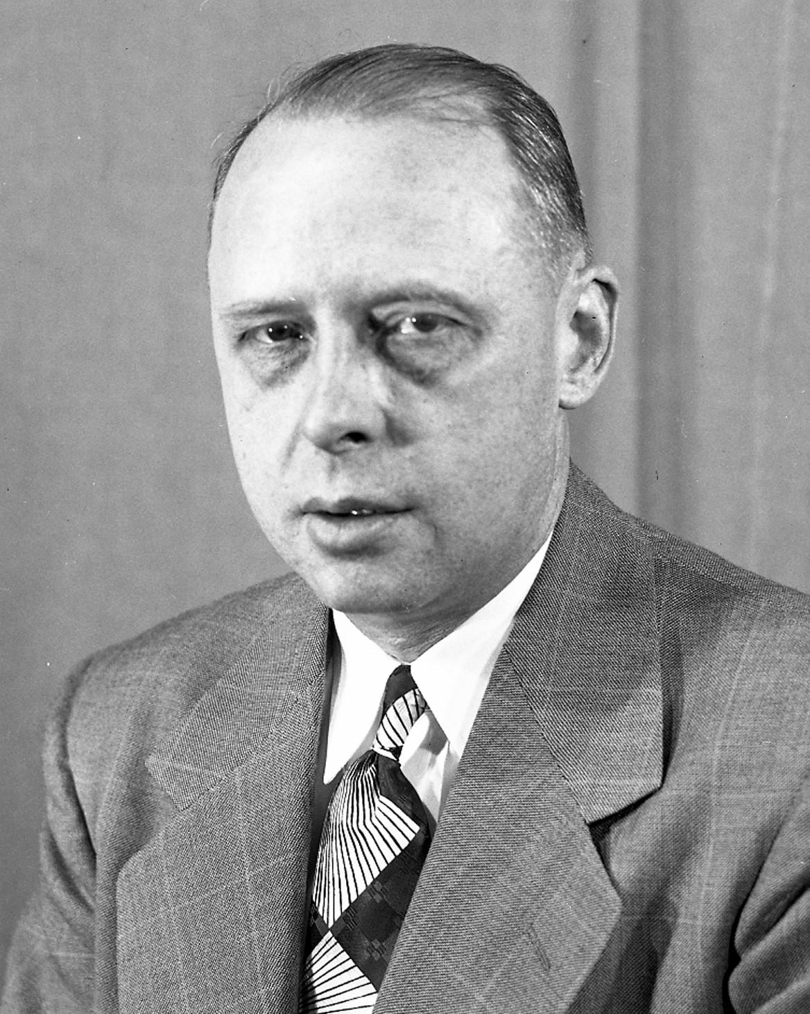 Detective Erwin W. Schink | Detroit Police Department, Michigan