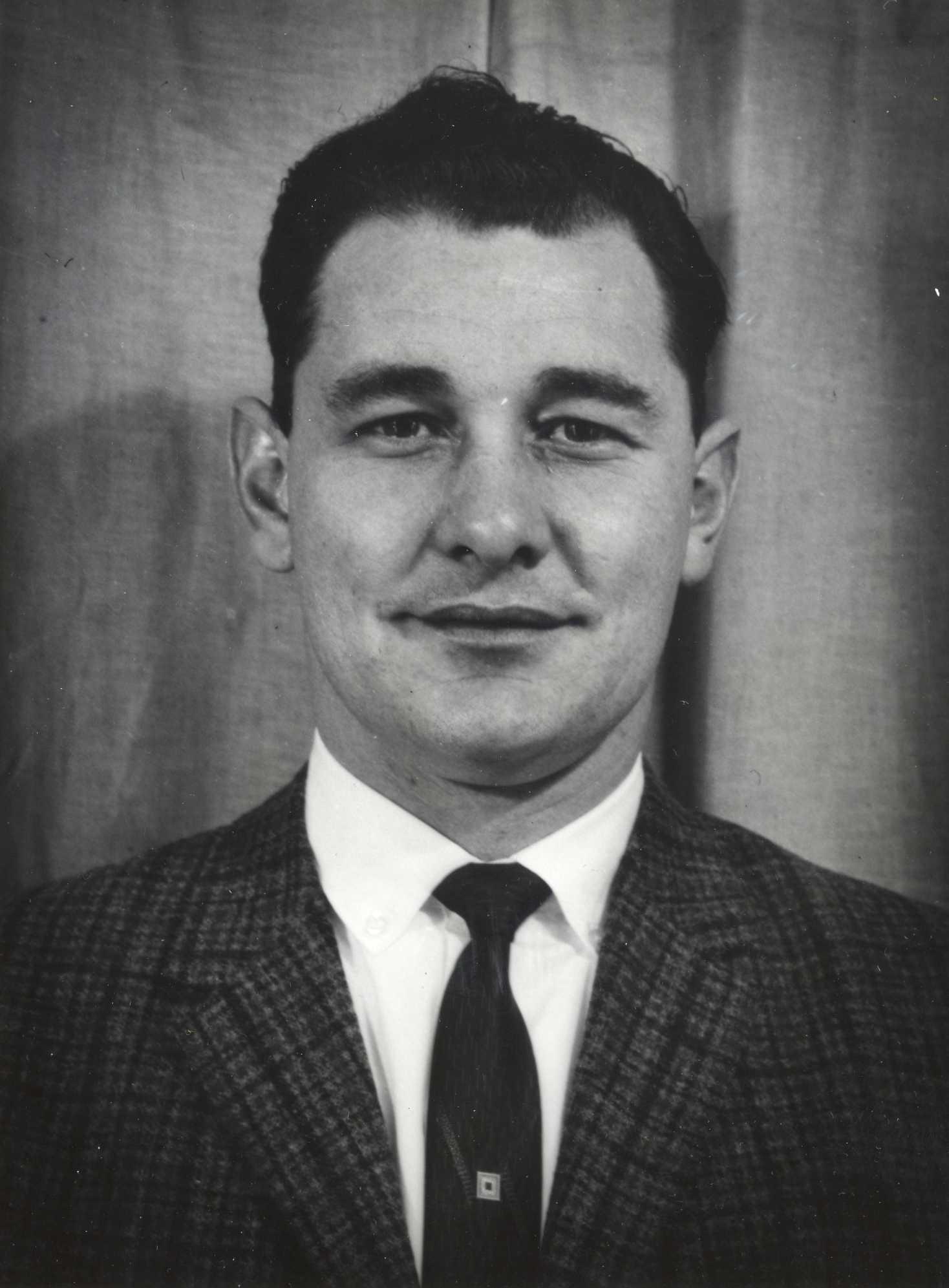 Detective George A. Schmidling   Waukesha Police Department, Wisconsin