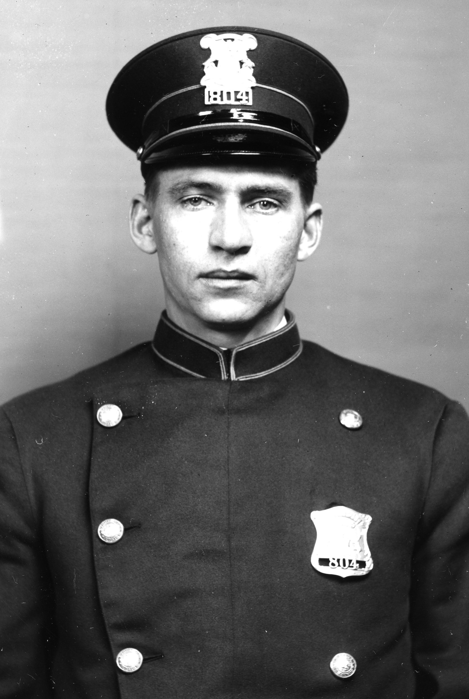 Police Officer Emil R. Schmidt | Detroit Police Department, Michigan