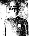 Police Officer Charles W. Schoof   Detroit Police Department, Michigan