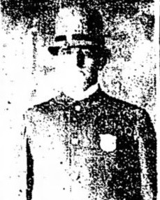 Police Officer Charles W. Schoof | Detroit Police Department, Michigan