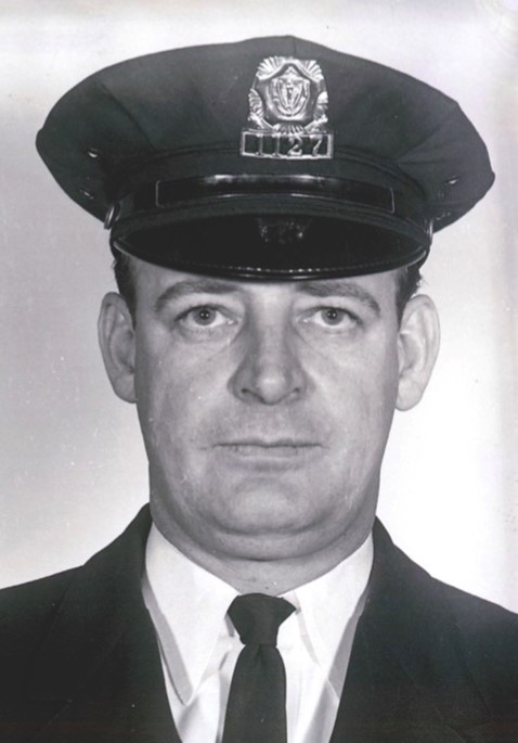 Patrolman Walter A. Schroeder | Boston Police Department, Massachusetts