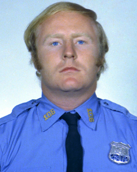 Police Officer Bruce S. Anderson | New York City Police Department, New York
