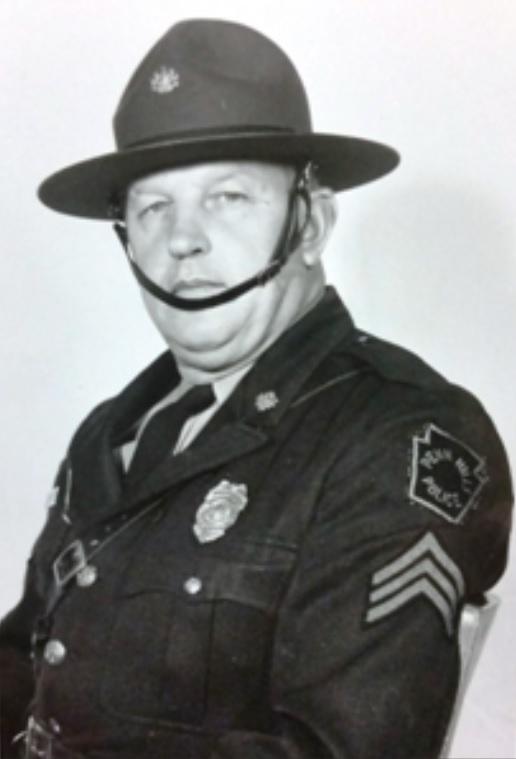Sergeant William Edward Schrott   Penn Hills Township Police Department, Pennsylvania