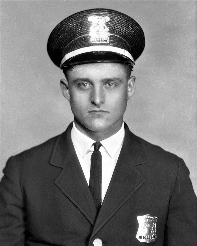 Police Officer Lloyd O. Schultz | Detroit Police Department, Michigan