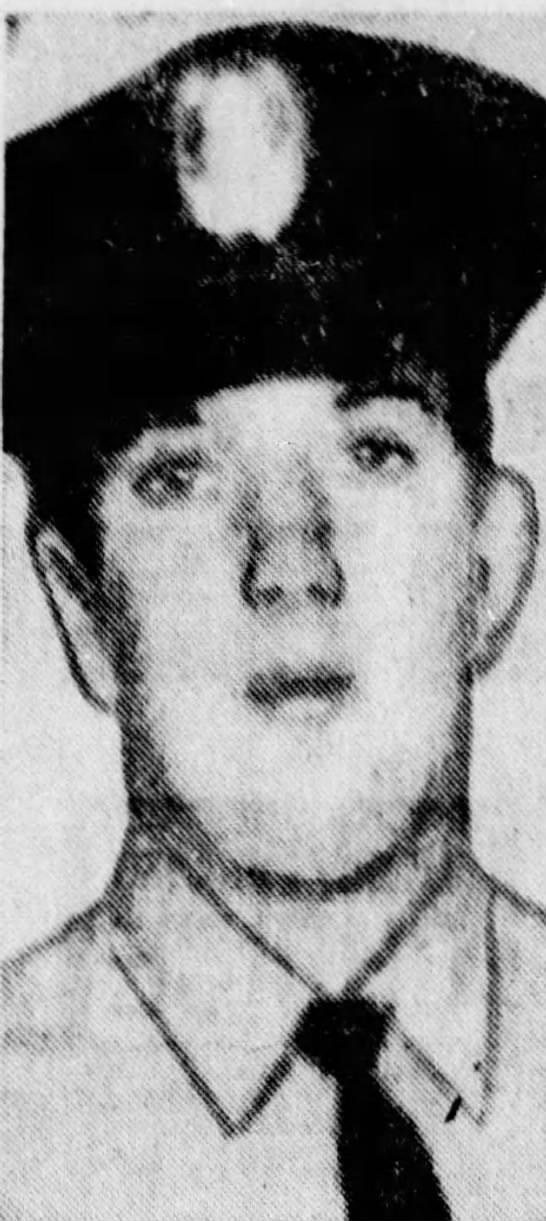 Patrolman John Leslie Scott | Pittsburgh Police Department, Pennsylvania