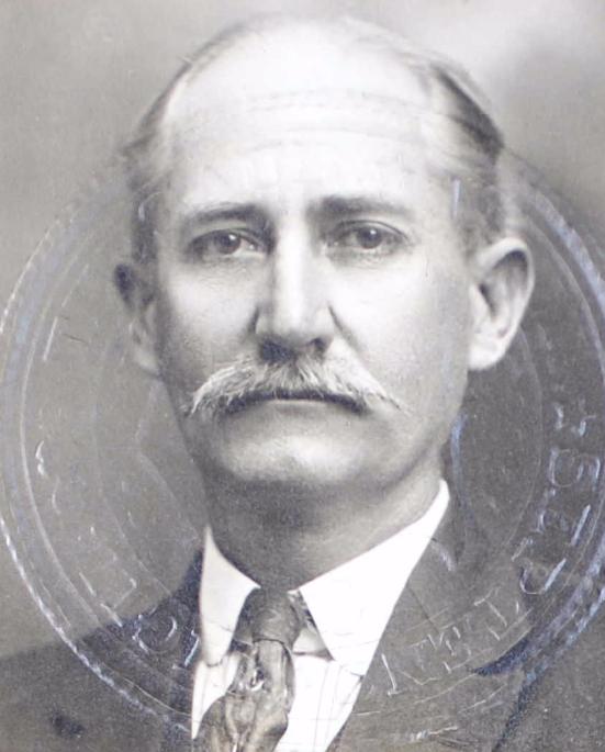 Federal Prohibition Agent Irby U. Scruggs | United States Department of the Treasury - Internal Revenue Service - Prohibition Unit, U.S. Government