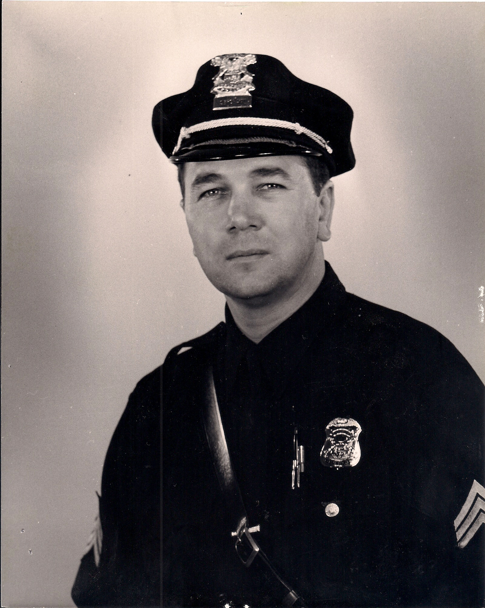 Sergeant Stanley Sech | Detroit Police Department, Michigan