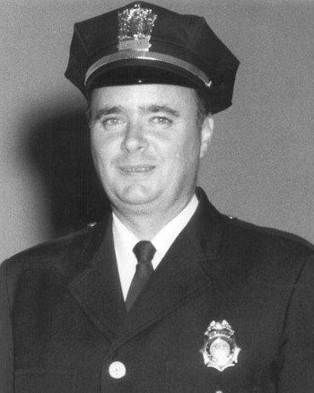 Sergeant Alfred L. Sellick, Jr. | Montclair Police Department, New Jersey