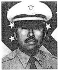 Patrol Officer Victor Pablo Serna   Laredo Police Department, Texas
