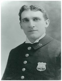 Patrolman Paul J. Shafer | New York City Police Department, New York