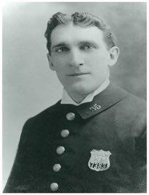 Patrolman Paul J. Shafer | New York City Police Department, New York