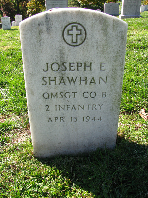Private Joseph E. Shawhan | United States Department of the Interior - United States Park Police, U.S. Government