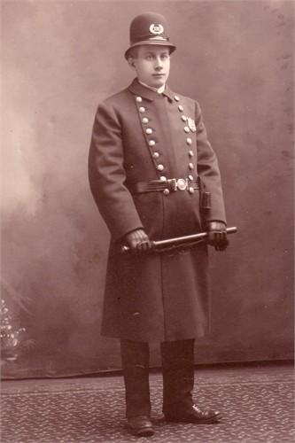 Patrolman Robert Shelton | Cleveland Police Department, Ohio