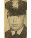 Police Officer John R. Sheridan | Detroit Police Department, Michigan