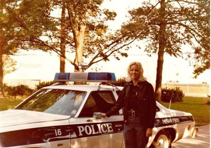 Sergeant Jacquelyn Kay