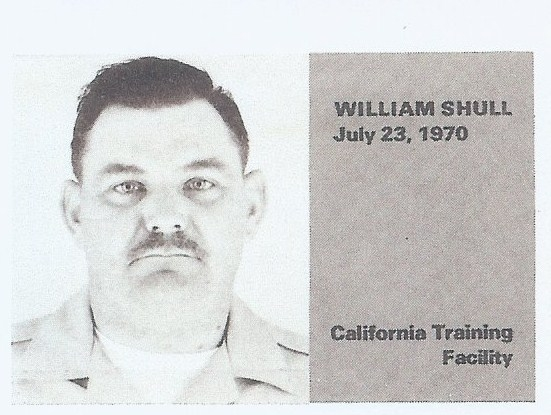 Correctional Officer William C. Shull | California Department of Corrections and Rehabilitation, California