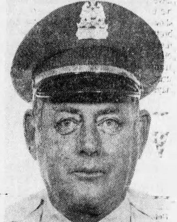 Sergeant Richard B. Siebenman | St. Louis Metropolitan Police Department, Missouri