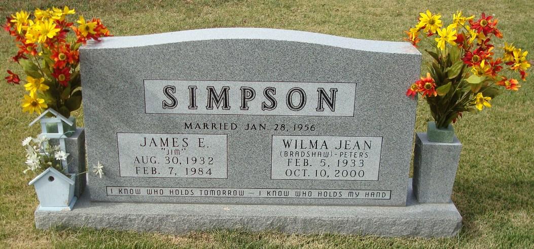 Chief of Police James E. Simpson | Lebanon Police Department, Missouri